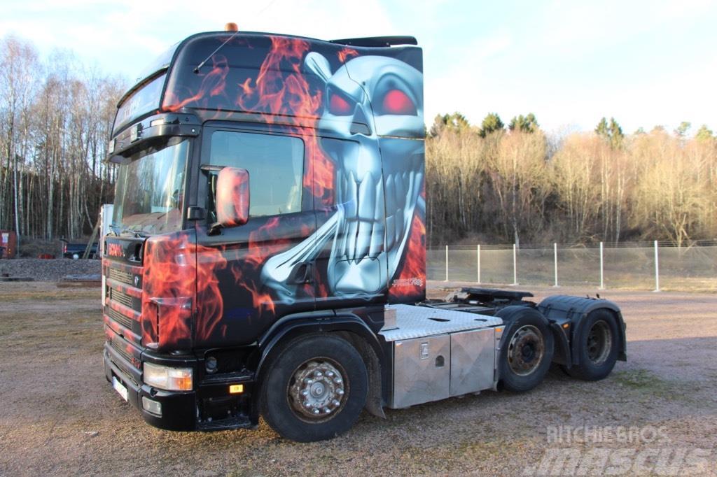 Scania R124-420