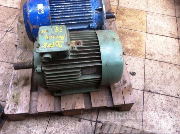 VEB Elektromotorenwerk Elektromotor KMER 160 L4 / KMER