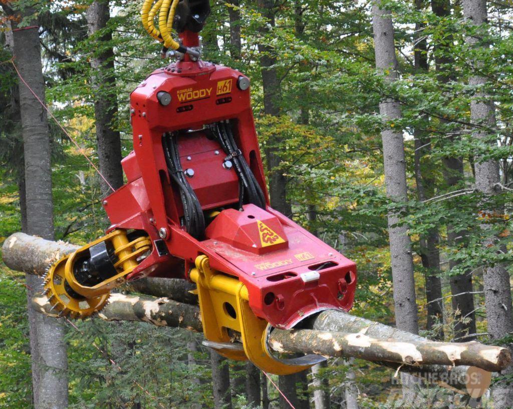 Konrad Forsttechnik Woody 61 Harvester