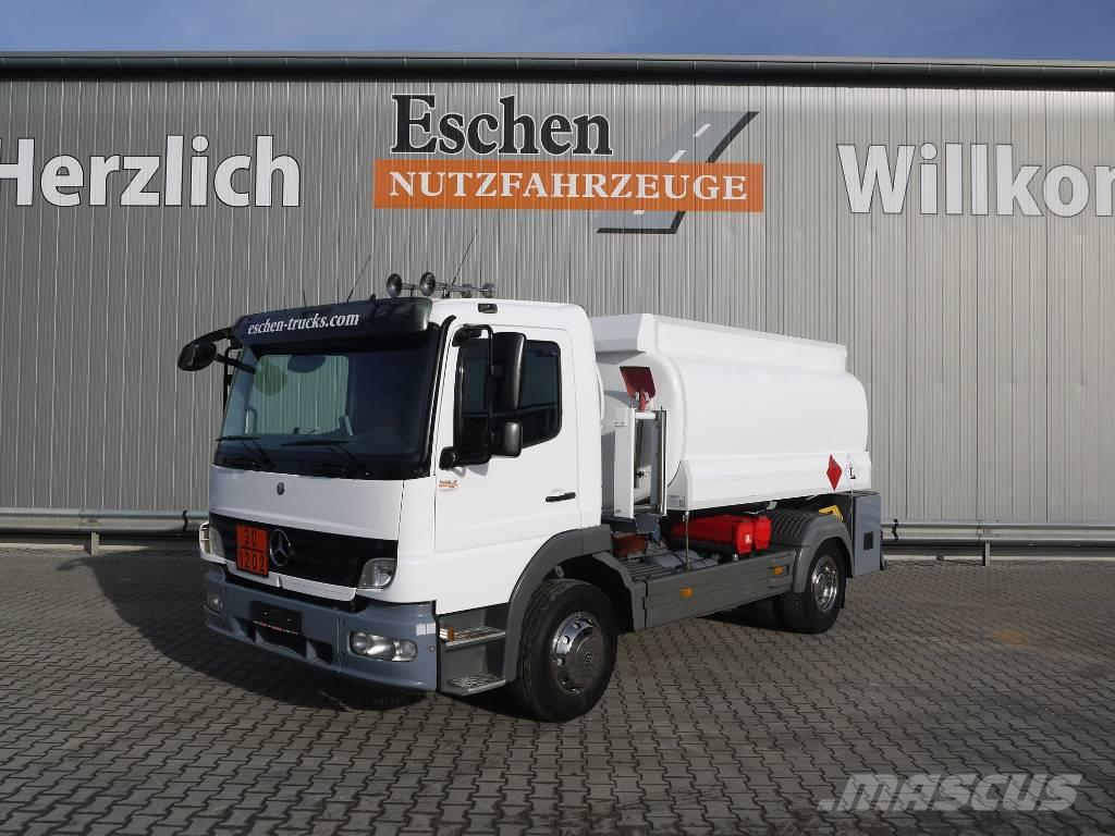 Mercedes-Benz Atego 1529L, 4x2, Lindner&Fischer A3