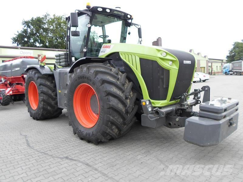 CLAAS ARION/AXION/XERION