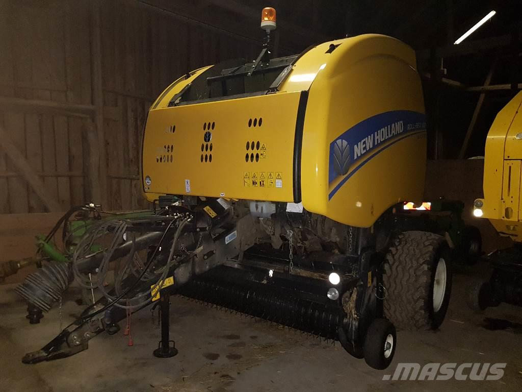 New Holland Roll-Belt 180 Crup-Cutter