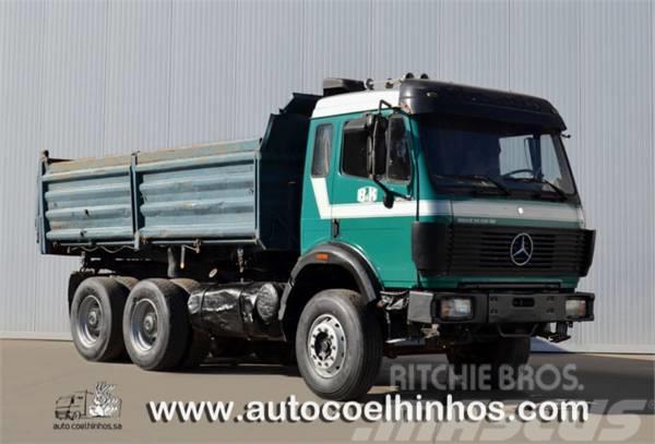 Mercedes-Benz 2635 SK