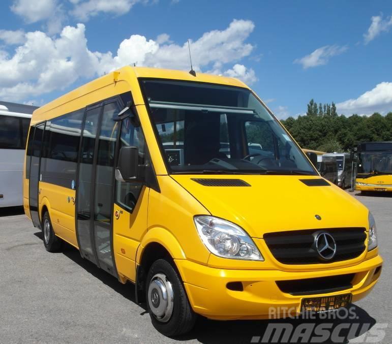 Mercedes-Benz 5x Stück/ O 516 CDI Sprinter City 65/Klima/EURO 5