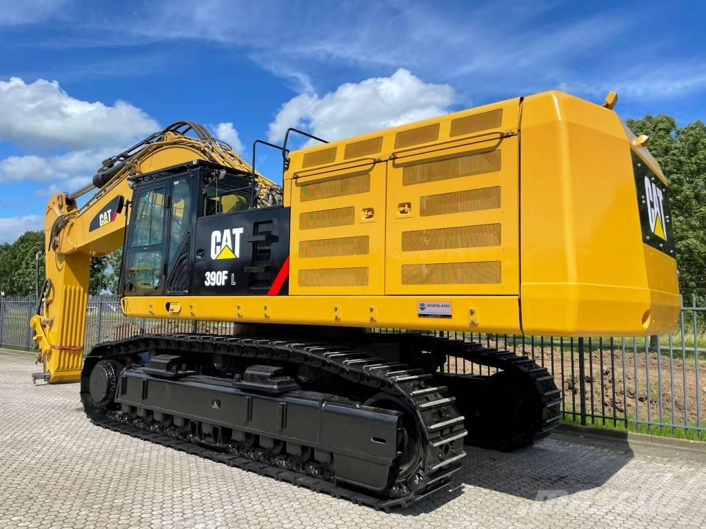 Caterpillar 390FL 2015 with Standard or ME boom