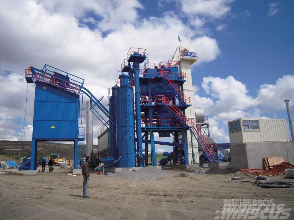 Асфальтобетонные заводы 雪桃 XUETAO AMP1000, 2017, Asfaltverk