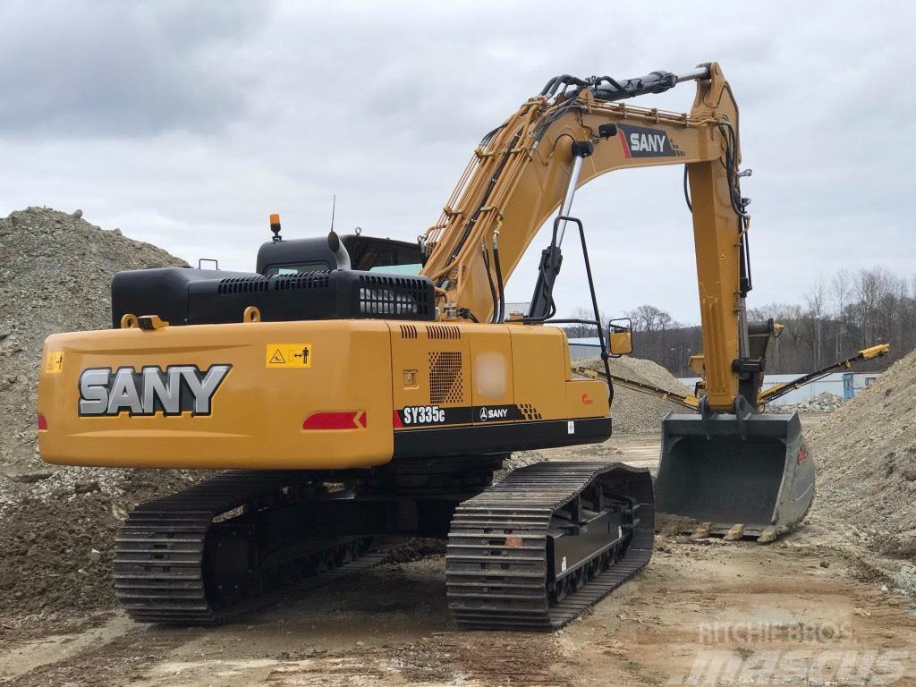 Sany SY 335 C