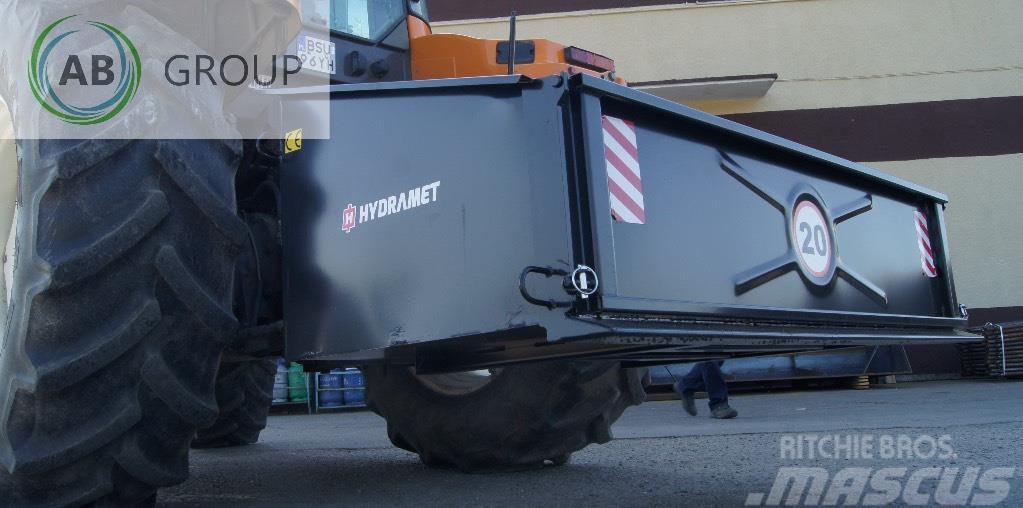 Hydramet Loading case mec/Caisse de chargement mec/Ladeskis