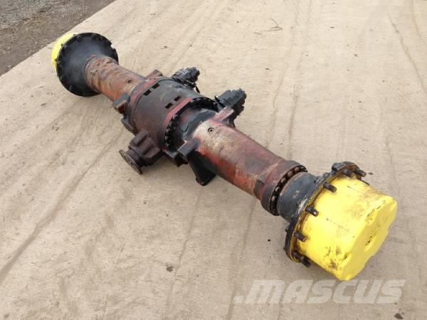 John Deere 1470D rear axle / differential LOK 122