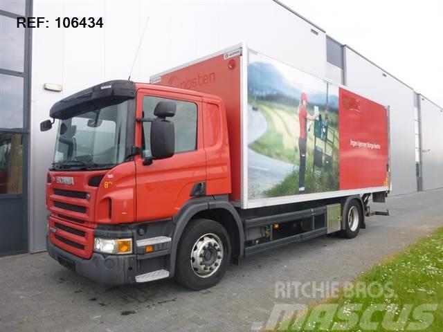 Scania P230 4X2 BOX EURO 5 ONLY 127.000 KM.!