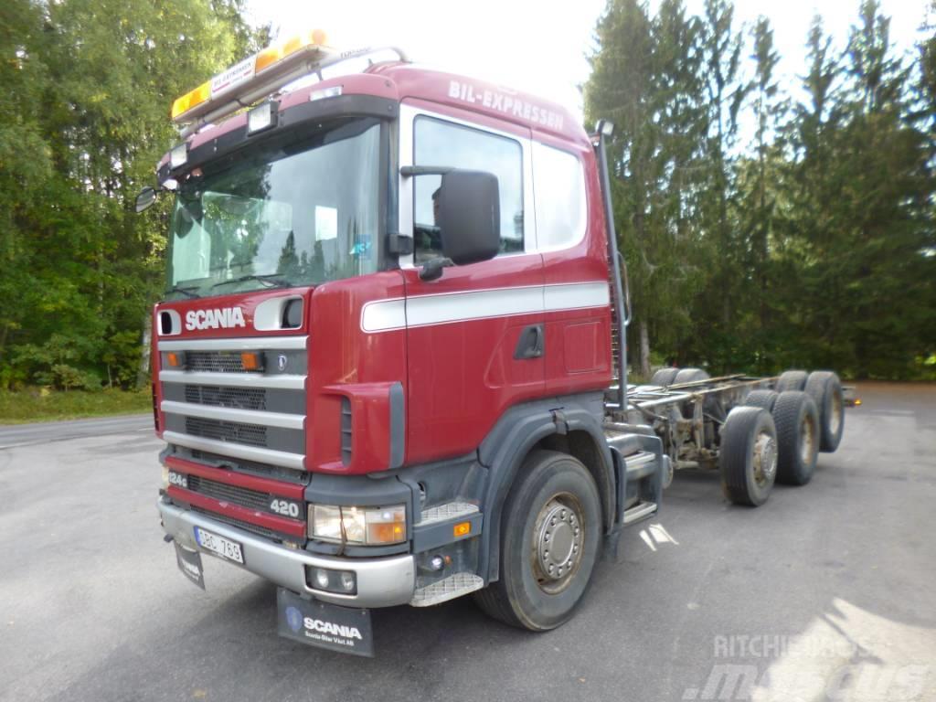 Scania R124gb6x2nz420