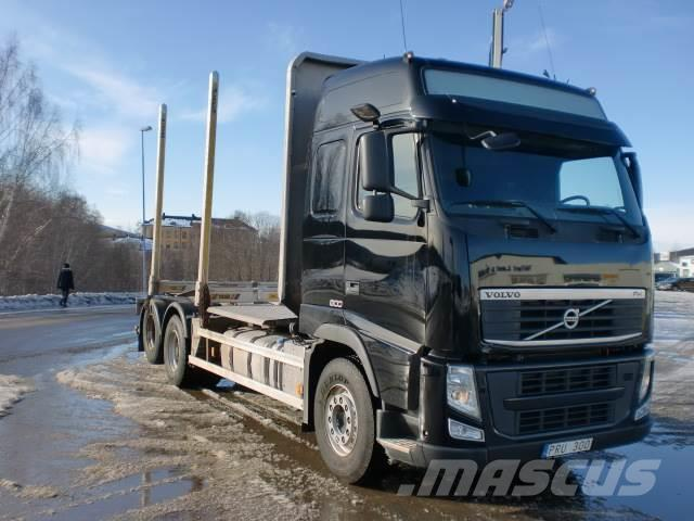 Volvo FH 6x2 Timmer