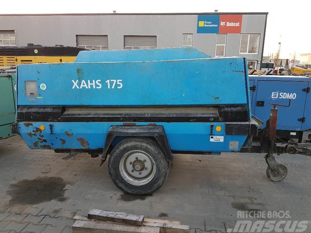 Atlas Copco XAHS 175
