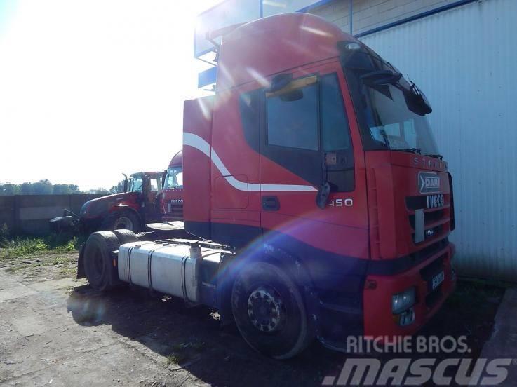 Iveco STRALIS 440S45 T/P 4x2