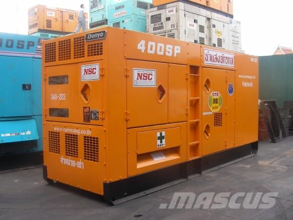 Denyo DCA400SPK - Other Generators, Year of manufacture: 1989