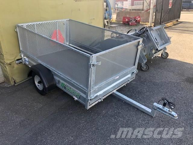 [Other] K-Vagnen K-750 elbilsvagn