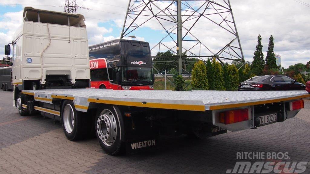 DAF 2010 FAR Laweta Autotransporter