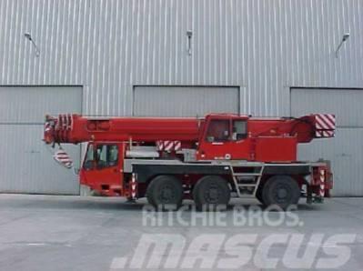 Demag AC 50 40 m used mobile crane