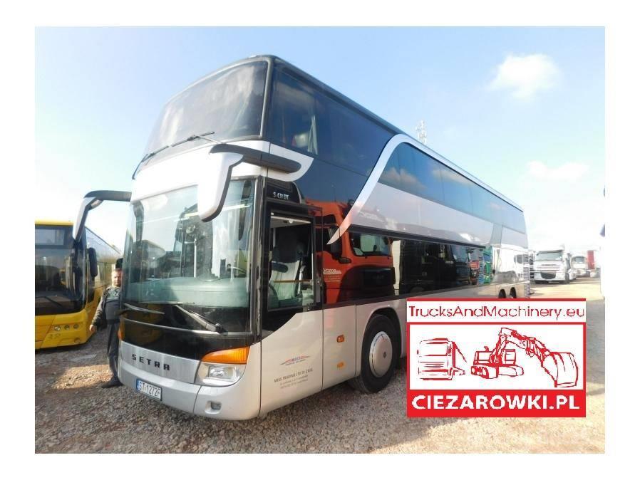 Setra COACH S 431DT TopClass 400 E5 - 85 seats