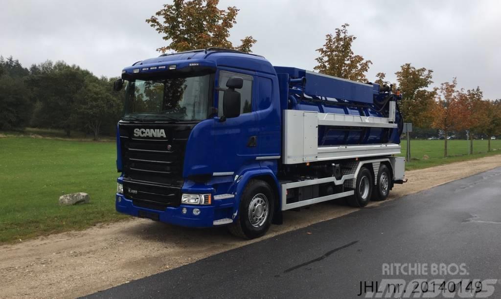 Scania HVIDTVED LARSEN FLEXLINE 313
