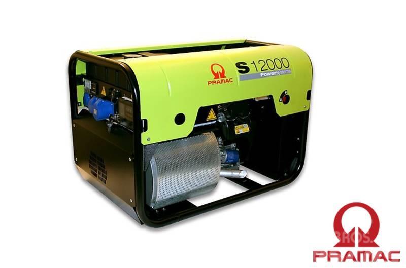Pramac S12000 230V 11.9 kVA