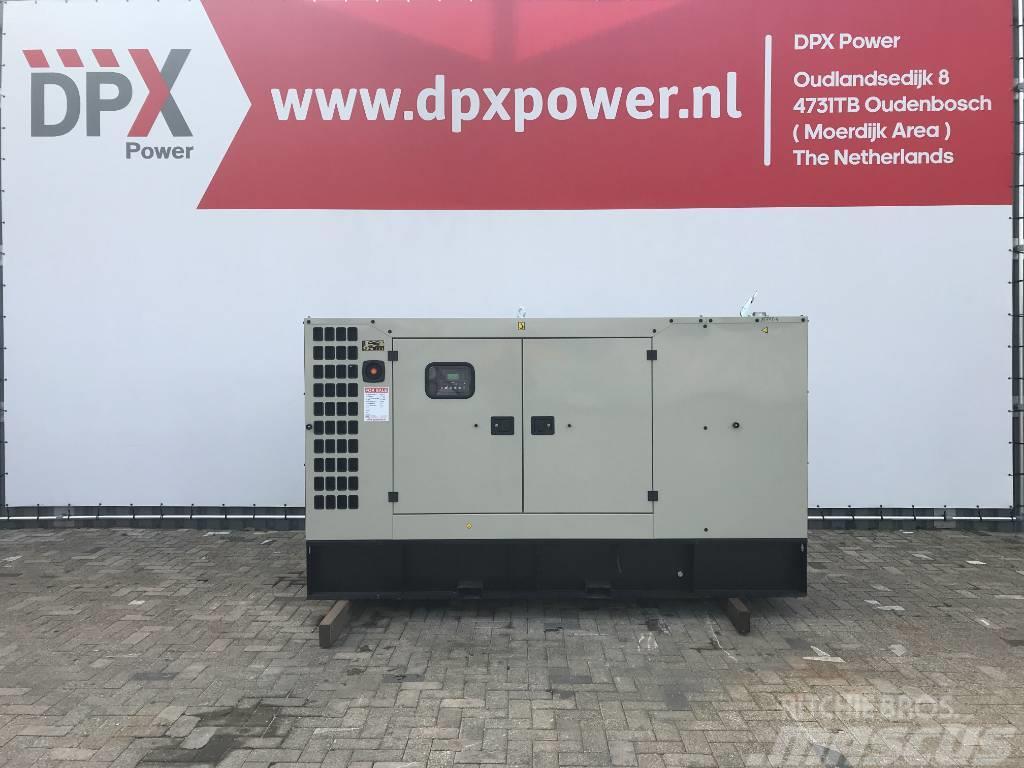 Perkins 1104A-44TG2 - 85 kVA - DPX-15705