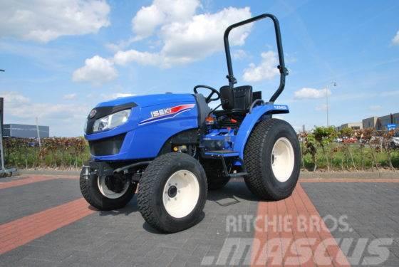 Iseki TLE 3400 hydrostaat tractor