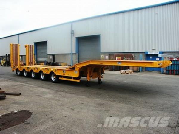 MAC 5 Axle Step Frame Low Loader