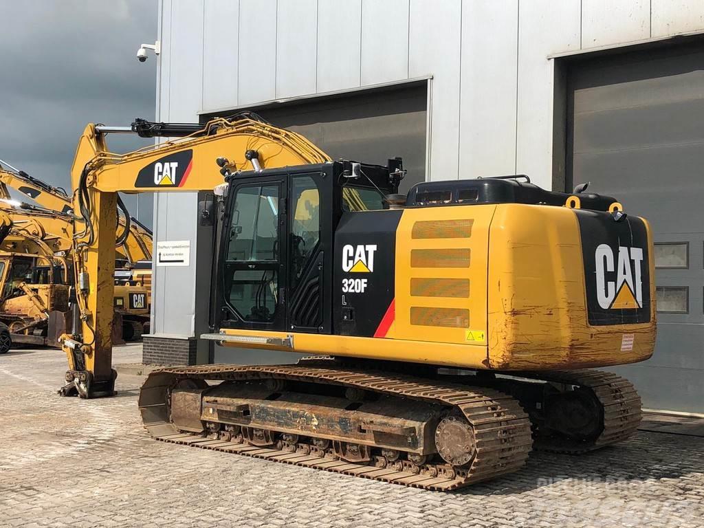 Caterpillar 320FL Hydraulic Excavator