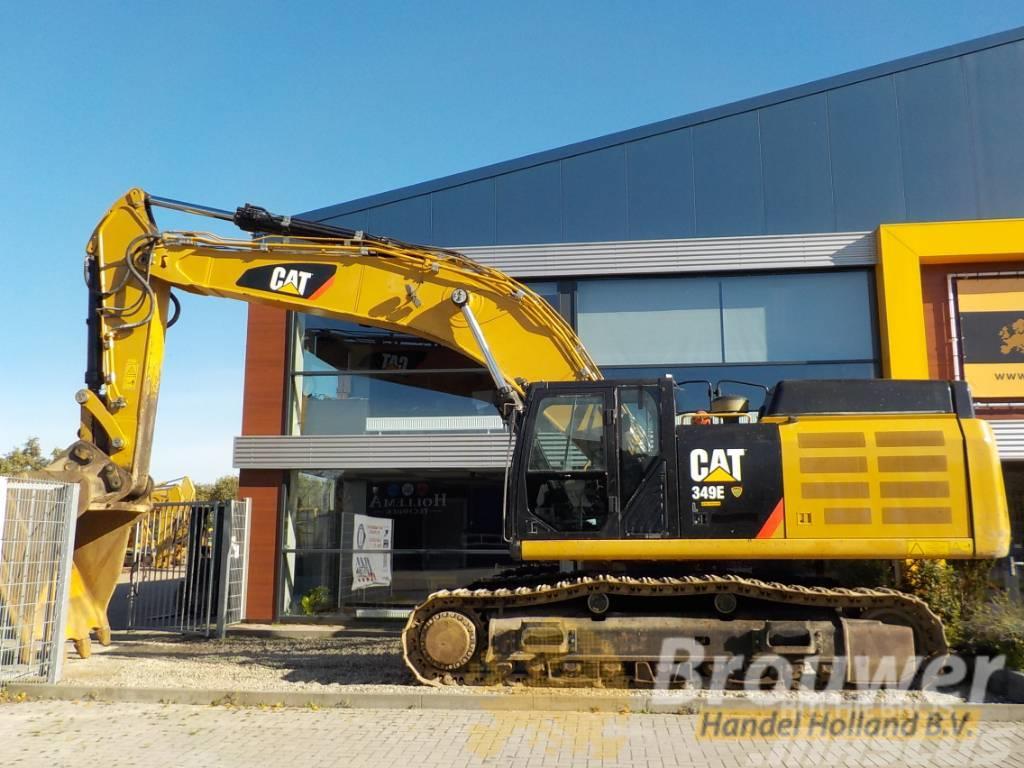 Caterpillar 349 EL - Crawler excavators, Year of manufacture