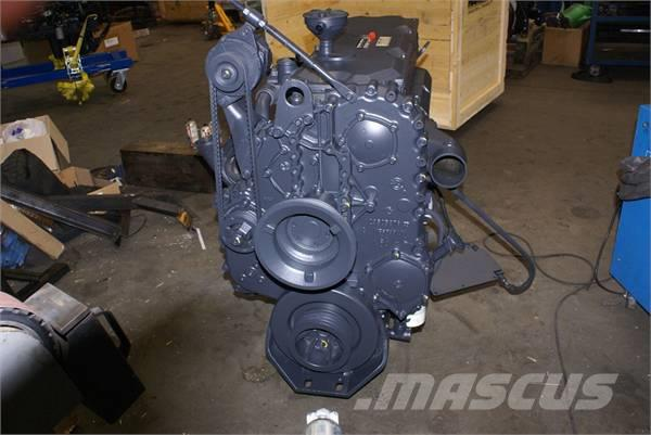 Detroit S60, 2012, Motorer