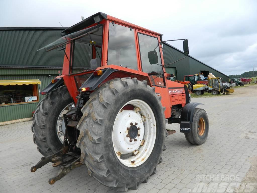 Valmet 705, 1987, Traktorer