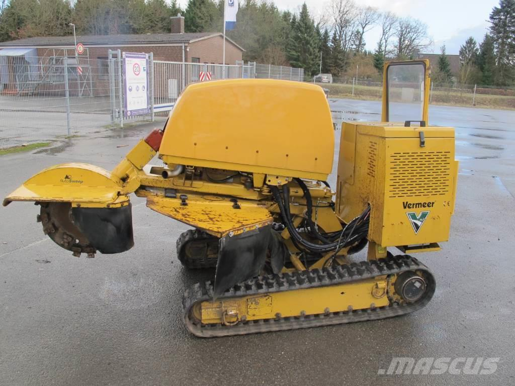 Vermeer Stump Grinder For Sale >> Used Vermeer Sc60tx Funkfernbedienung Baumstumpffrase Stump Grinders