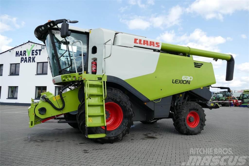 CLAAS Lexion 630 4wd