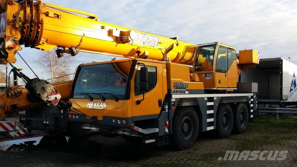 Liebherr LTM1050-3.1 (SOLD)