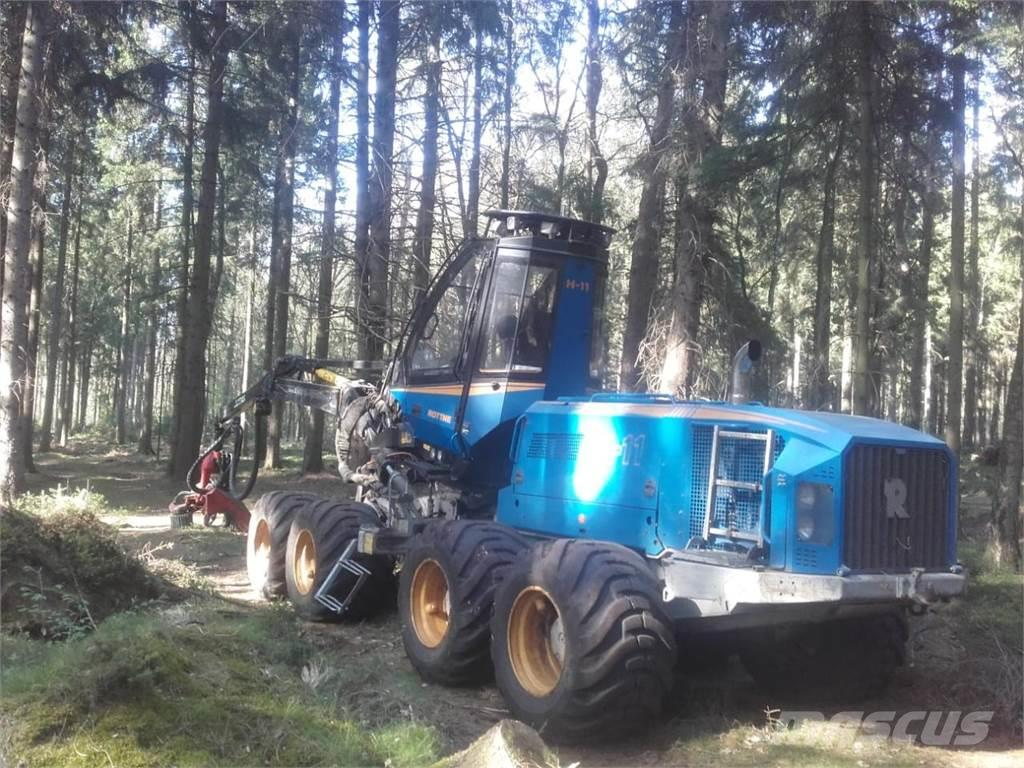 Rottne Harvester H 11