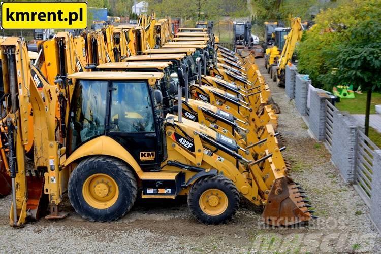 Caterpillar 434 444 JCB 3CX 4CX CASE 695 KOMATSU WB 97 93