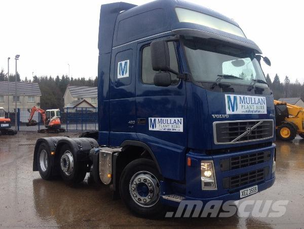 Volvo FH 13 480 EURO 5 GLOBETROTTER