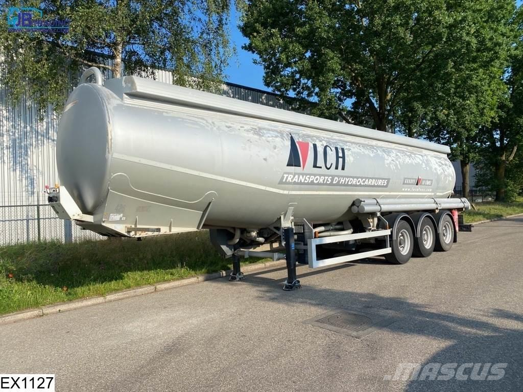 [Other] GENERAL TRAILERS Fuel 40173 Liter, 9 Compartments