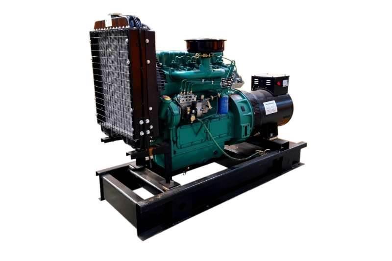 Sino Plant 40 KVA Generator 220V Diesel Open Set