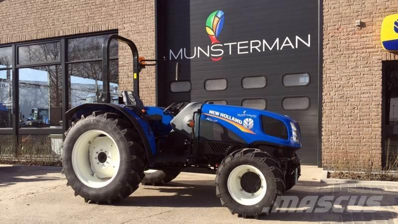New Holland Workmaster 50 Tier 4B (2015)