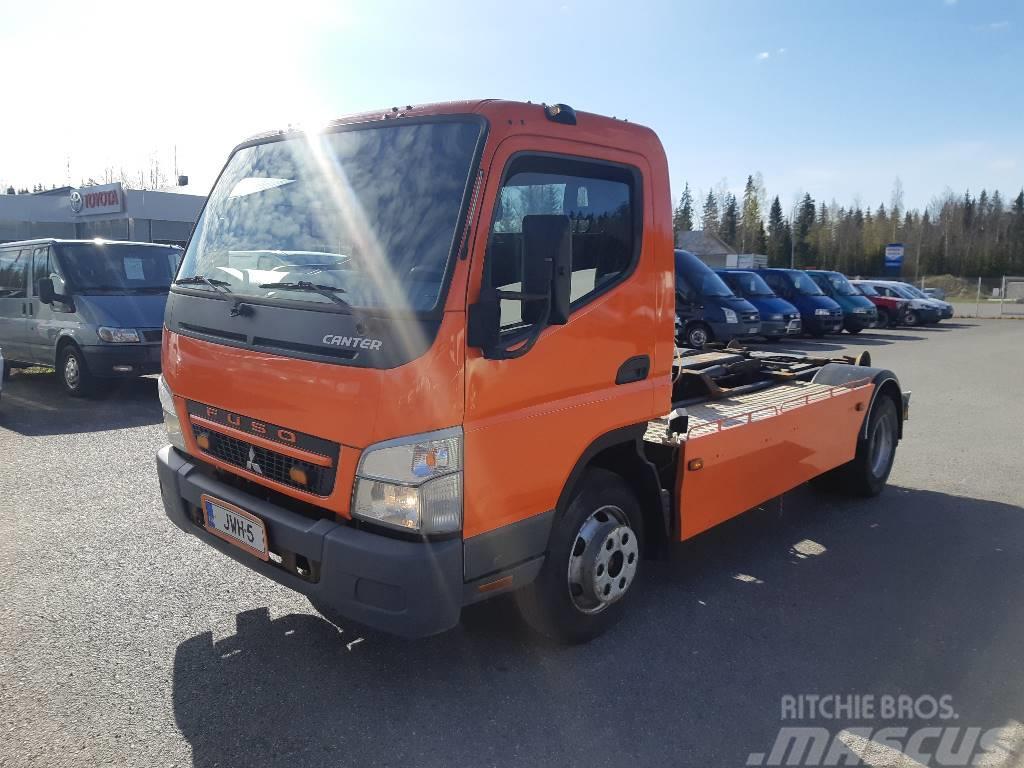 Mitsubishi Fuso Canter FE85 4x2