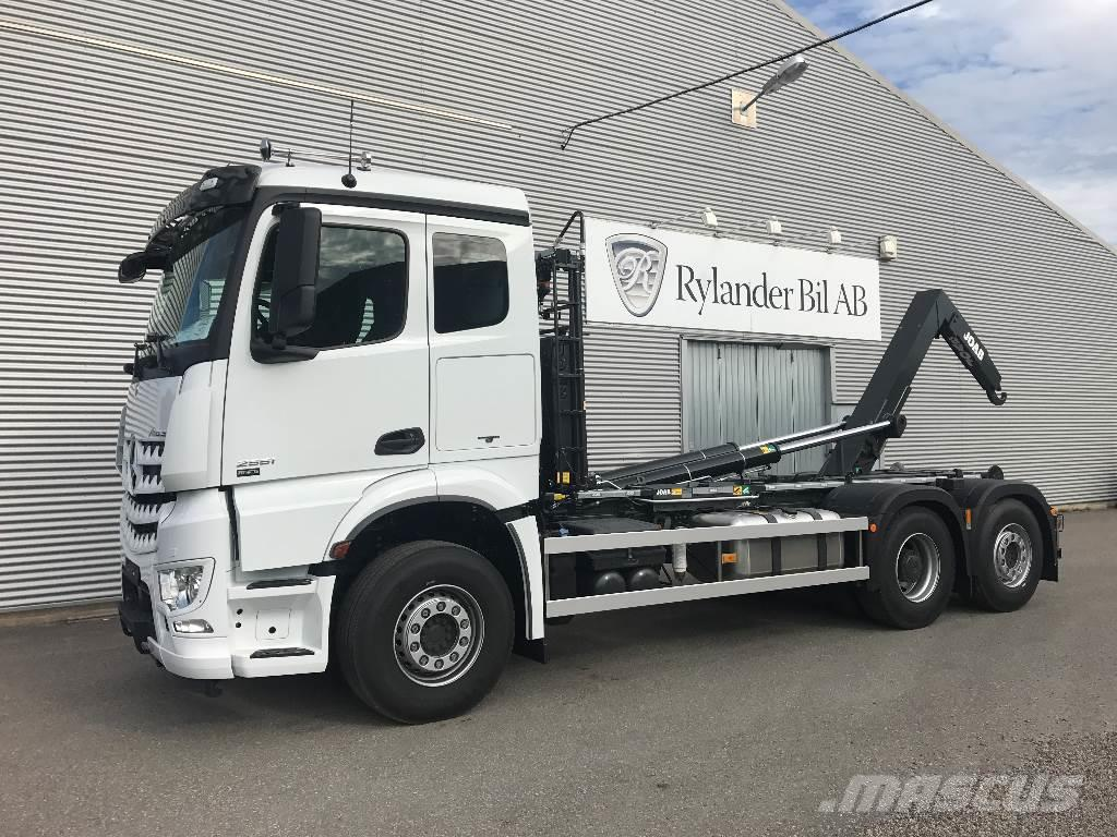 used mercedes benz arocs 2551l lastv xlare tow trucks wreckers year 2017 for sale mascus usa. Black Bedroom Furniture Sets. Home Design Ideas