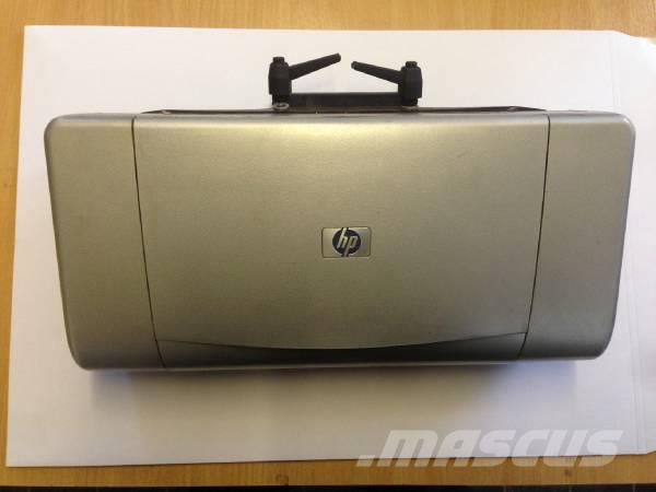 John Deere HP printer HP SNPRC-0307