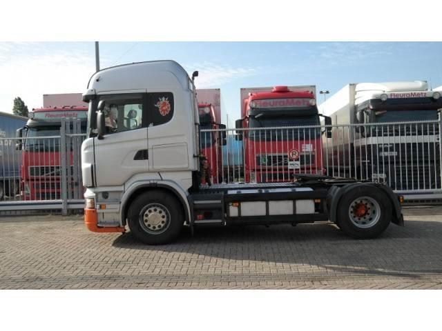 Scania R 380 3 PEDALS HIGHLINE