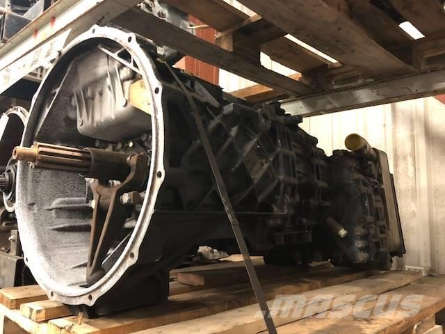 MAN 12AS2331 TD RETRADER PART NR 81.32004-6089