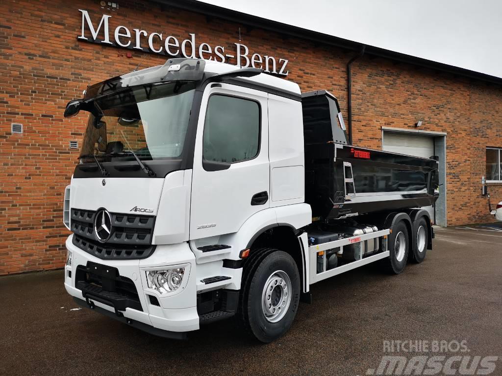 Mercedes-Benz Arocs 2 2835 6x2 Zetterberg