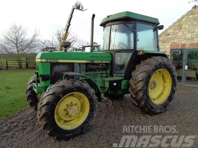 John Deere 3050 4wd Tractor Bouwjaar 1989 Prijs 8851