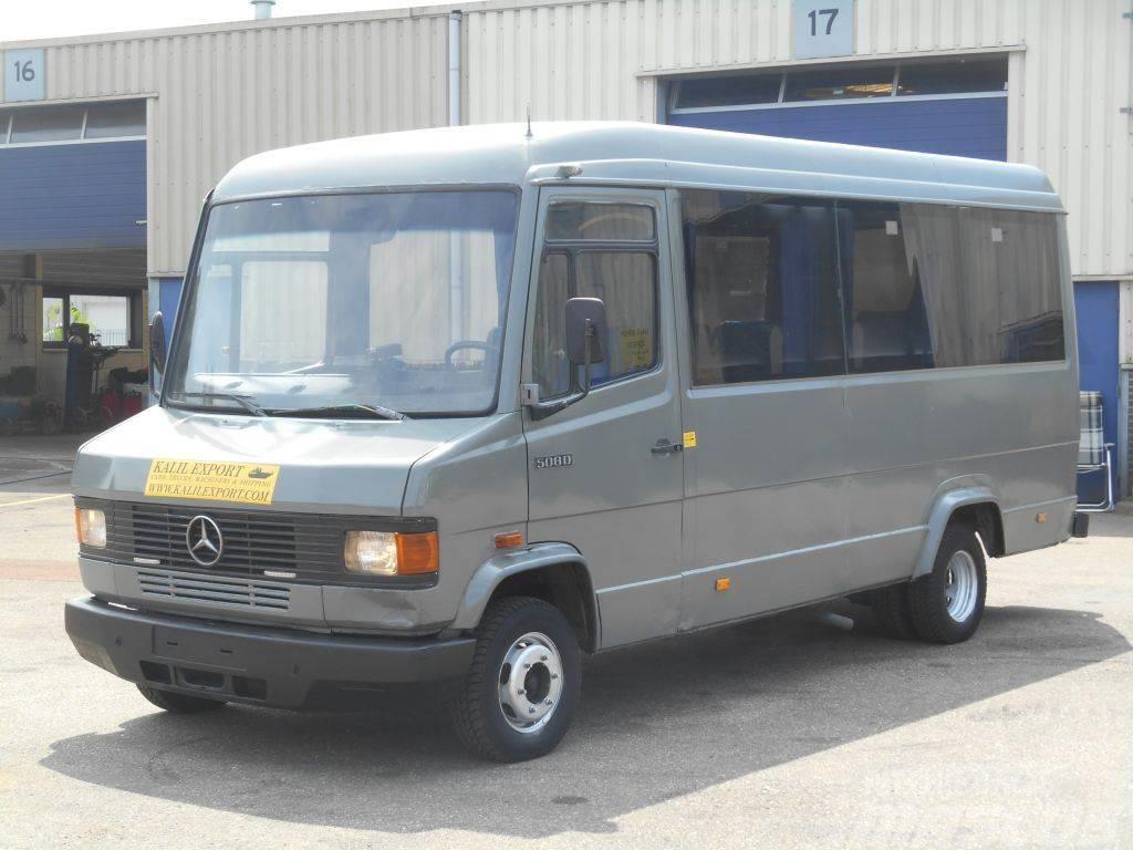 Mercedes-Benz 508D Passenger Bus 17 Seats Top Condition