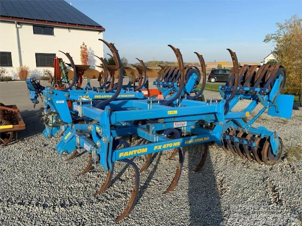 Farmet Fantom Grubber FX 4,70m NS
